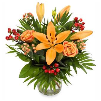 sende blomster billig