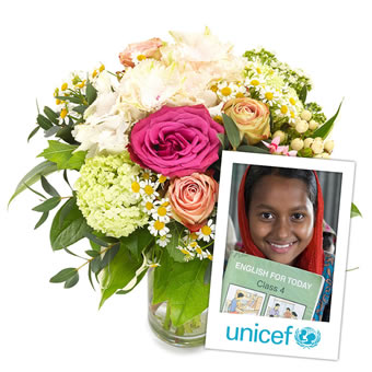 Enchating - UNICEF