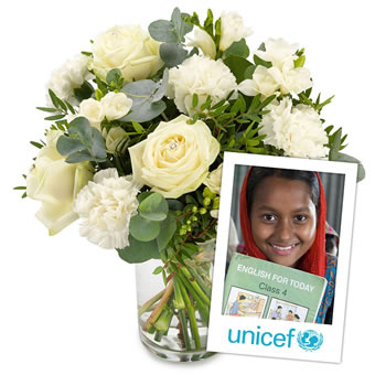 White treasure - UNICEF