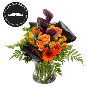 Movember boquet