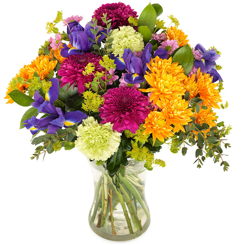 Florist's Mixed Bouquet