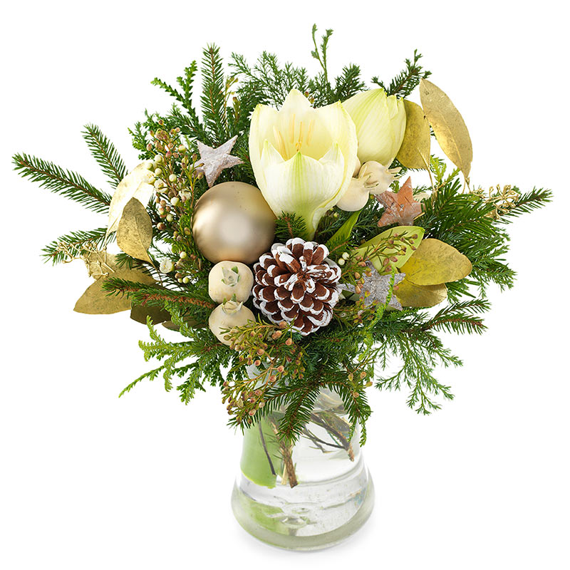 Advent Bouquet