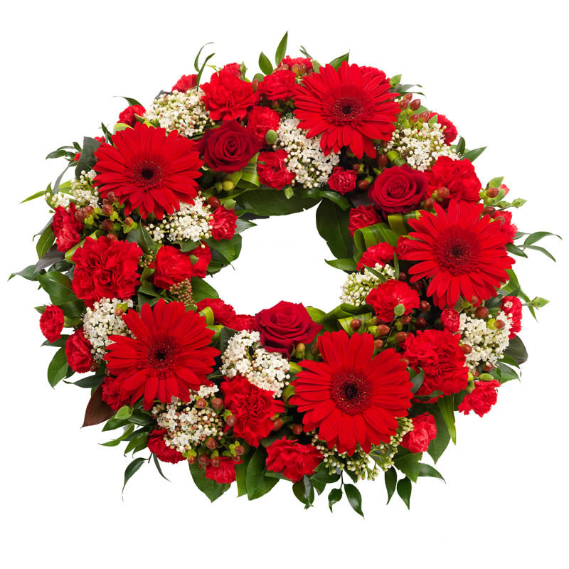 Florist Design Wreath