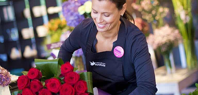 Finn din lokale florist