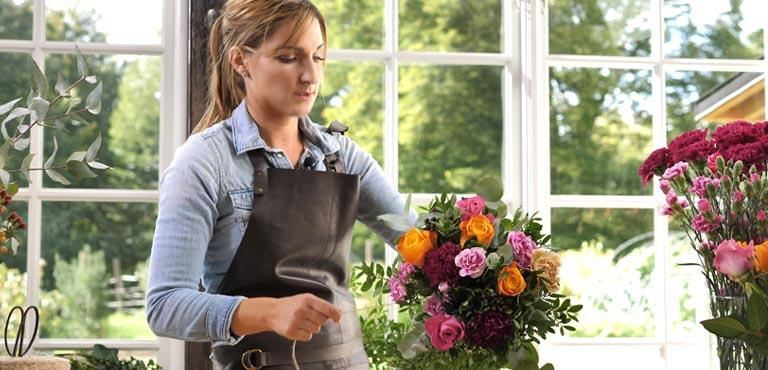 Floristen Fia-tips og ideer
