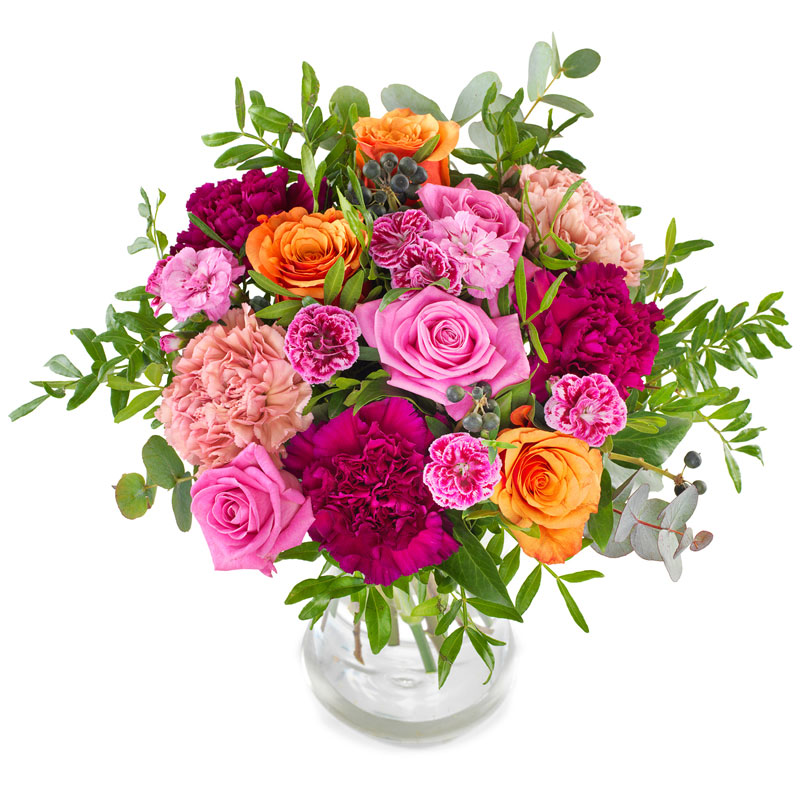 FloristFias efterårsbuket