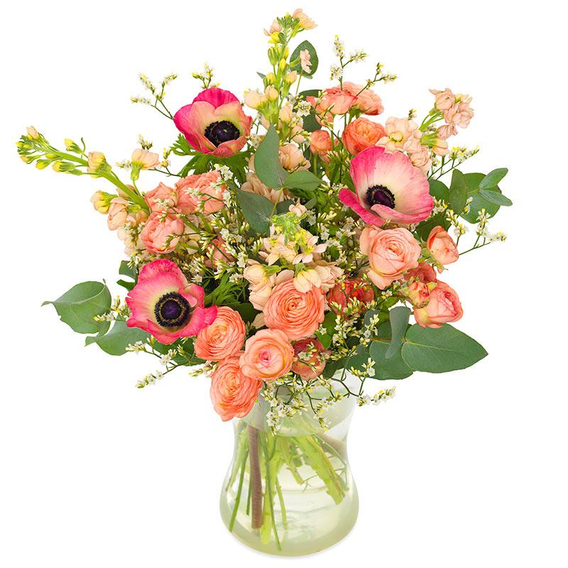 rosor och anemoner