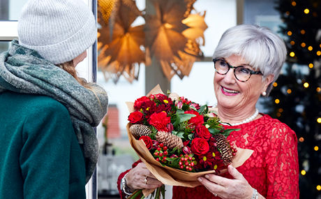 Blomster gjør at du blir husket