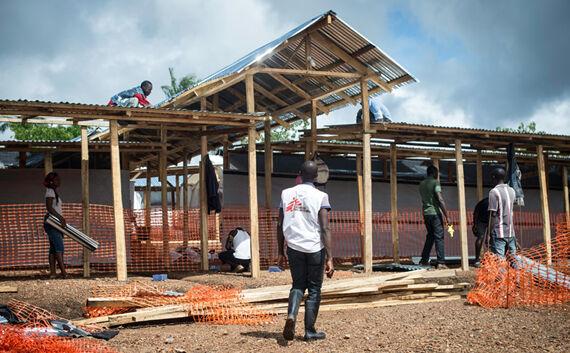 Støtt Leger Uten Grensers livsnødvendige helsehjelp i Sierra Leone