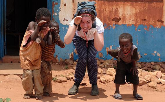 Hjelp Leger Uten Grenser redusere mor- og spedbarnsdødeligheten i Sierra Leone